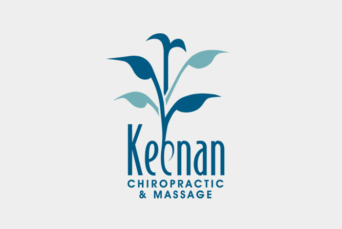 keenan chiropractic and massage logo
